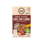 Organic Sunflower Chili Sin Carné