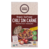 Chili sin carne front of pack