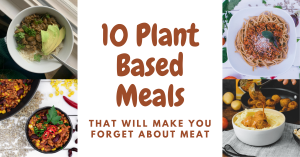 10 plant based meals that will make you forget about meat